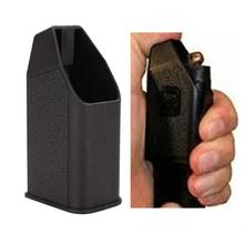Accessoires de pistolet tactique ar 15 M4 accessoires manchon de remplissage rapide adaptateur en plastique chargeur de vitesse pour la chasse airsoft