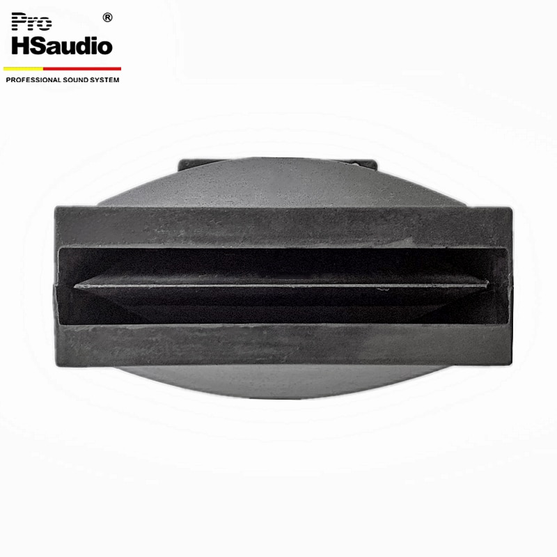 ProHSaudio HS1851B Size180L*153W*165H Line Array Compression Driver Parts 1.4 Inch Throat enlarge