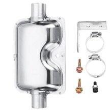 Silenciador de tubo de escape de 24mm de alta calidad para calentador de aire Diesel de berspacher