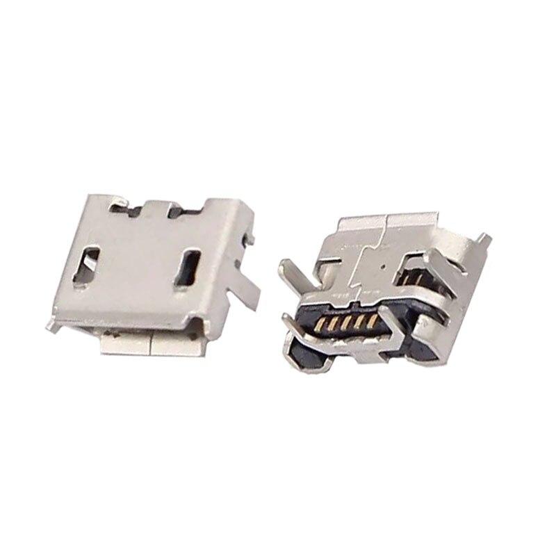 Cargador USB Mini T100HA T100H, 10 Uds., conector de puerto de carga,...