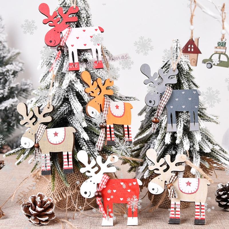 1-шт-милые-деревянные-подвески-в-виде-лося-украшения-для-рождественской-елки-олень-поделки-новогодние-украшения-для-дома-детские-подарк