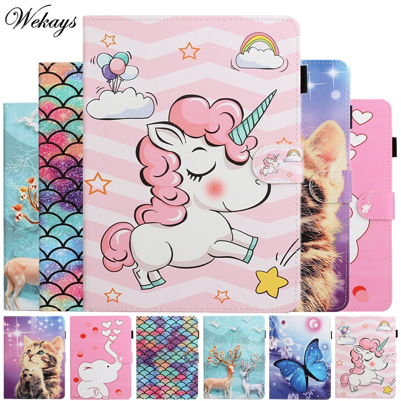 AliExpress - Universal Cartoon Tablet Cover Case For Samsung Sony Lenovo Huawei ASUS 9.7 10 10.1 10.2 10.5 10.7 10.8 inch Leather Cover Cases