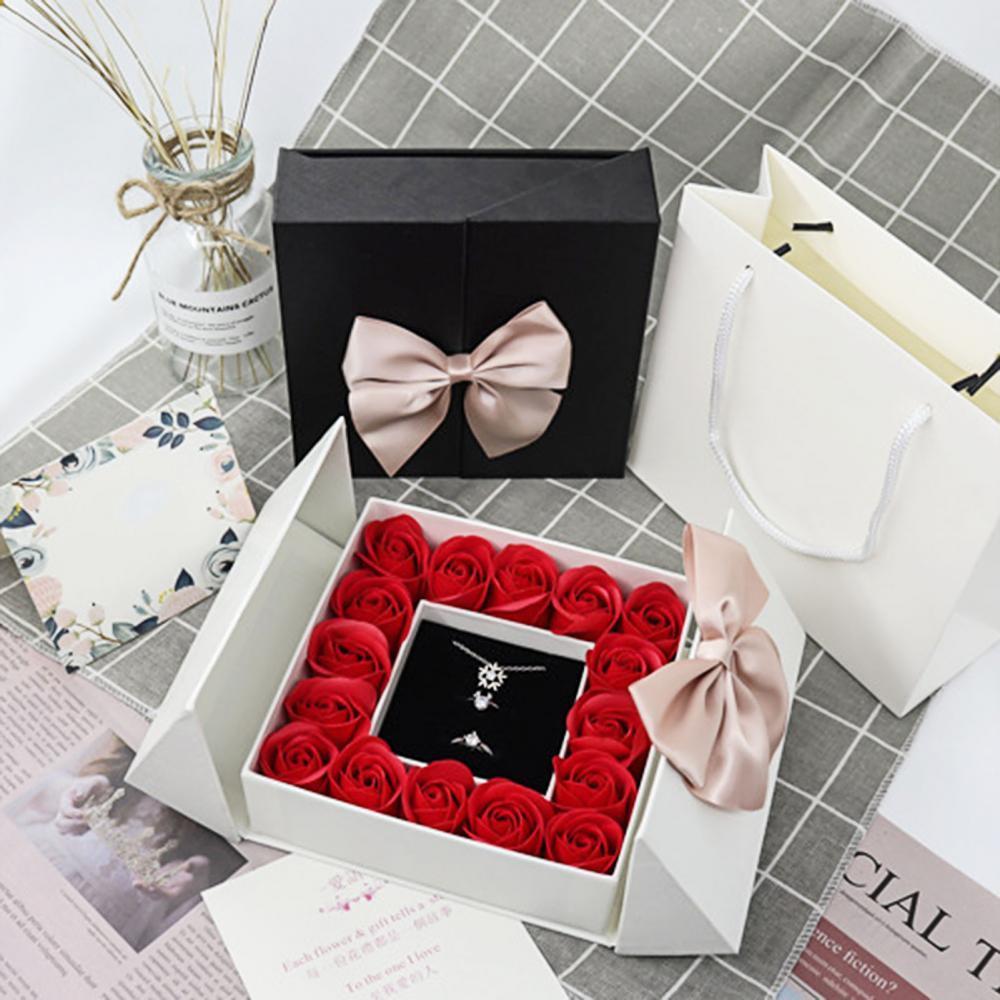 80-горячая-Распродажа-квадратная-двойная-дверь-Бант-дизайн-ювелирные-изделия-помада-подарок-упаковка-чехол