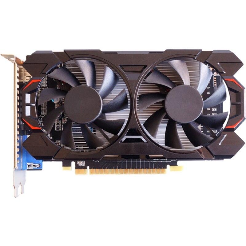 GTX650Ti الكمبيوتر الرسومات بطاقات 4GB 128Bit DDR5 5400MHZ بطاقات الرسومات PCI اكسبرس 2.0 فتحة ل كمبيوتر مكتبي