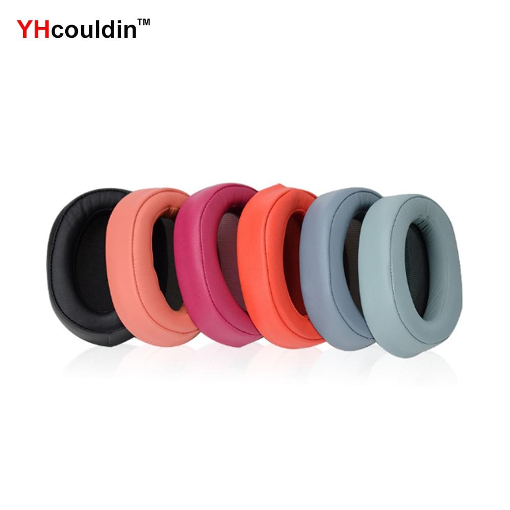Almohadillas de oreja YHcouldin para Sony MDR-100ABN, almohadillas de auriculares de repuesto para WH-H900N