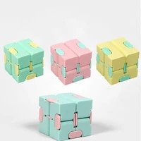 children adult decomprion toy infinity cube square puzzle toys relieve str funny hand game four corner maze toys