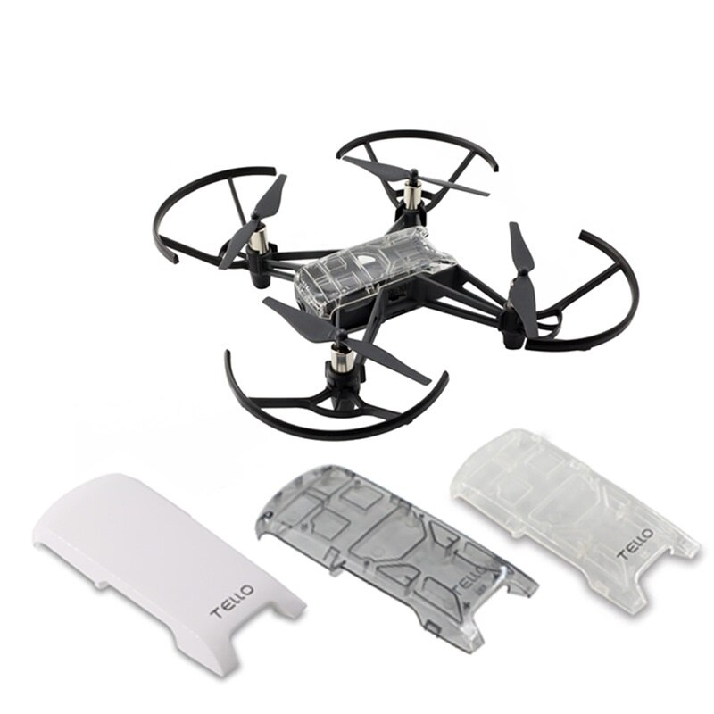 Drone Fashion Personality Transparent Upper Body Shell Simple Cover Replacement Accessory Protective Shell