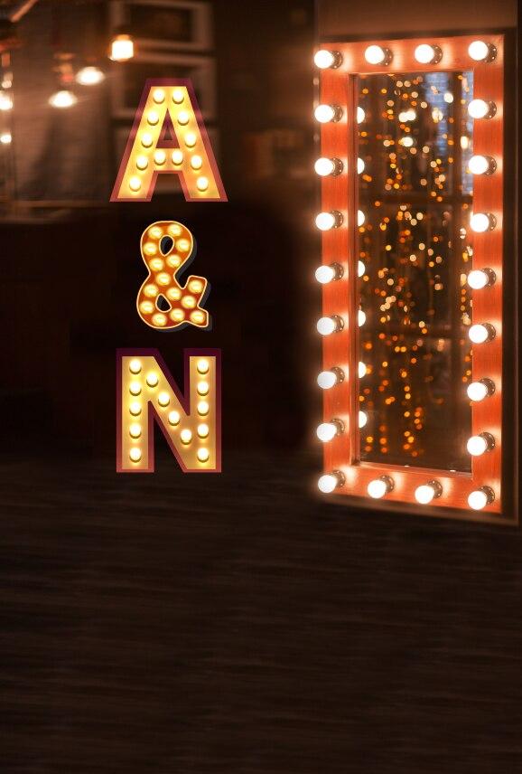 Foto de casamento personalizado backdrops poliéster tecido fundo digital fotografia para estúdio foto adereços photocall S-3030C