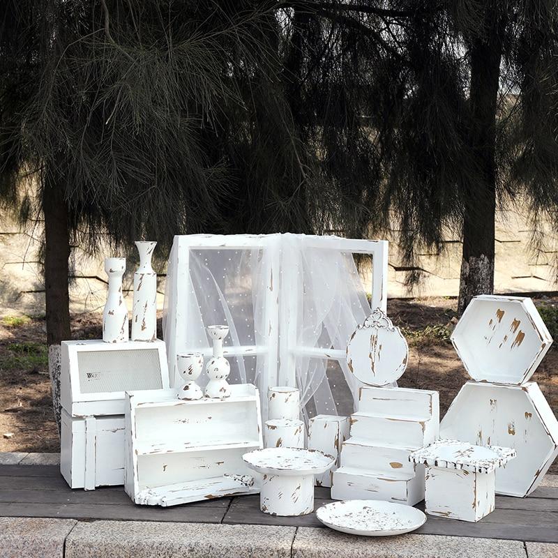 Caja de vidrio Polygon SWEETGO para mesa de pastel, soportes de almacenamiento, estantes para postres, cajas de borde de latón, bandejas de exhibición de joyería
