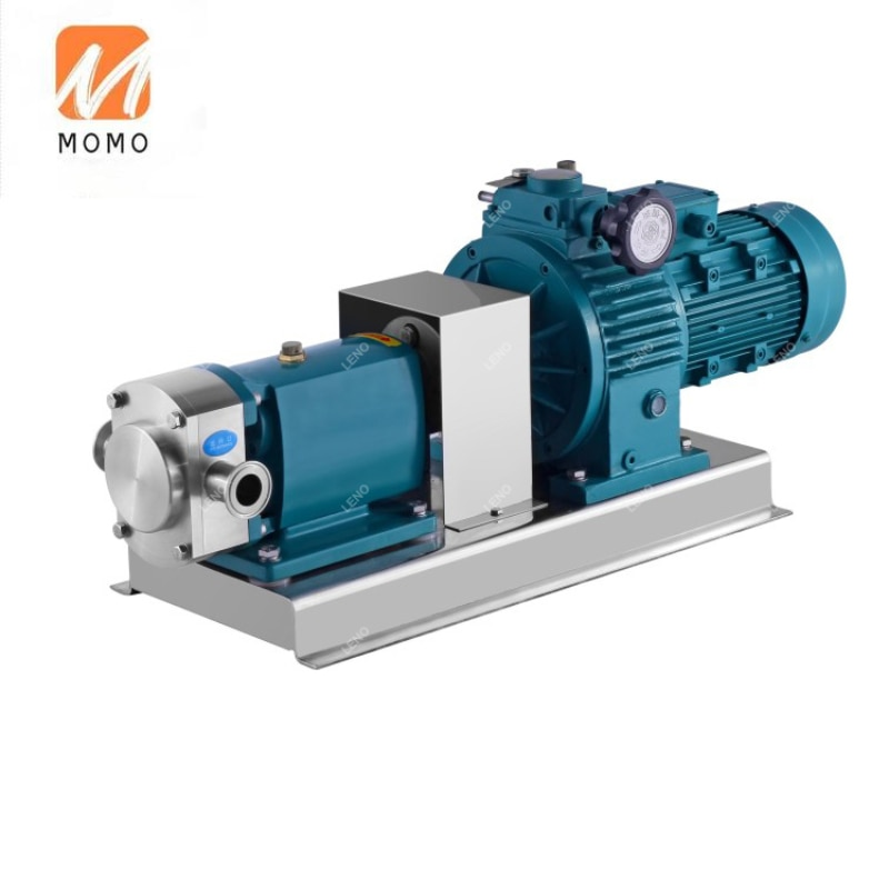 Factory Directly Sale SS304 SS316L stainless steel food grade lobe pump