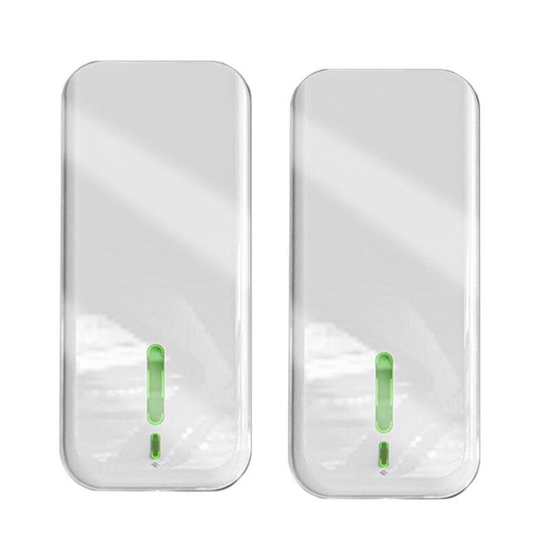 KM108 وعاء توزيع الصابون الأوتوماتيكي التعريفي الصابون موزع الذكية الصابون موزع مناسبة لمصنع المدرسة مكتب