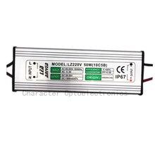 50W LED conducteur 1500mA 30-36V COB haute puissance LED lumière dinondation dirver IP67 alimentation LED conducteur de éclairage LED dalimentation