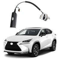 for lexus nx electric suction door automobile refitted automatic locks car accessories intelligence suction door