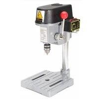 drill press mini drilling machine 240w for bench machine table bit drilling chuck 0 6 6 5mm wood metal electrical tools