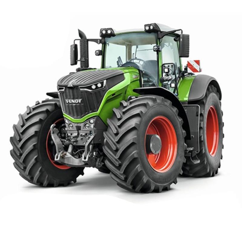 RC camion ferme tracteur 2.4G télécommande remorque benne/râteau 1:16 haute Simulation 38.5CM Construction véhicule enfants jouets passe-temps