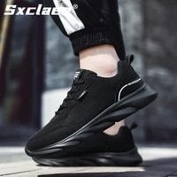 sxclaee fashion light mens casual shoes comfortable breathable mesh tennis sneakers suitable for various occasions sports shoes