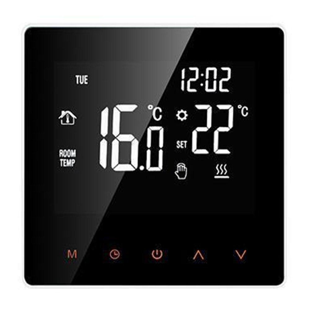 LCD شاشة تعمل باللمس الطرفية البرمجة ME81H تحكم فرن المعالجة الحرارية الكهربائية الطابق التدفئة متحكم في درجة الحرارة