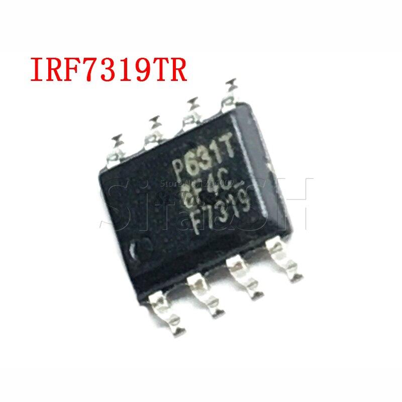 10 pçs/lote IRF7319TRPBF IRF7319TR IRF7319 F7319 SOP-8
