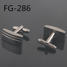 Fashion Cufflinks FREE SHIPPING:High Quality Cufflinks For Men  FIGURE  2019Cuff Links FG-286 Wholes