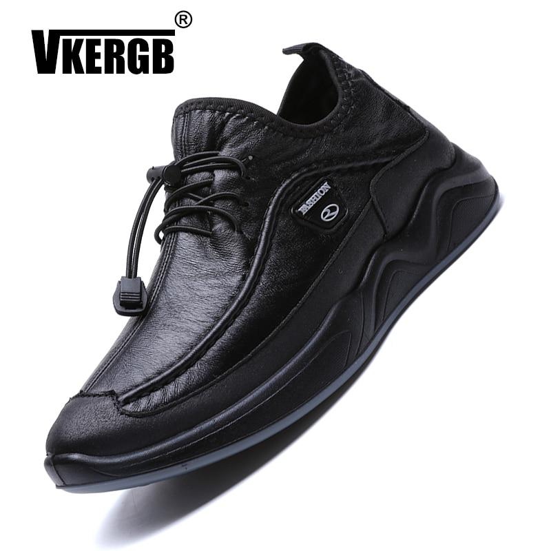 2021 الخريف الشتاء عالية مستقيم المخملية أحذية دافئة الرجال الجلود الاصطناعية أبي أحذية مشي البني الدانتيل متابعة تنفس الأحذية