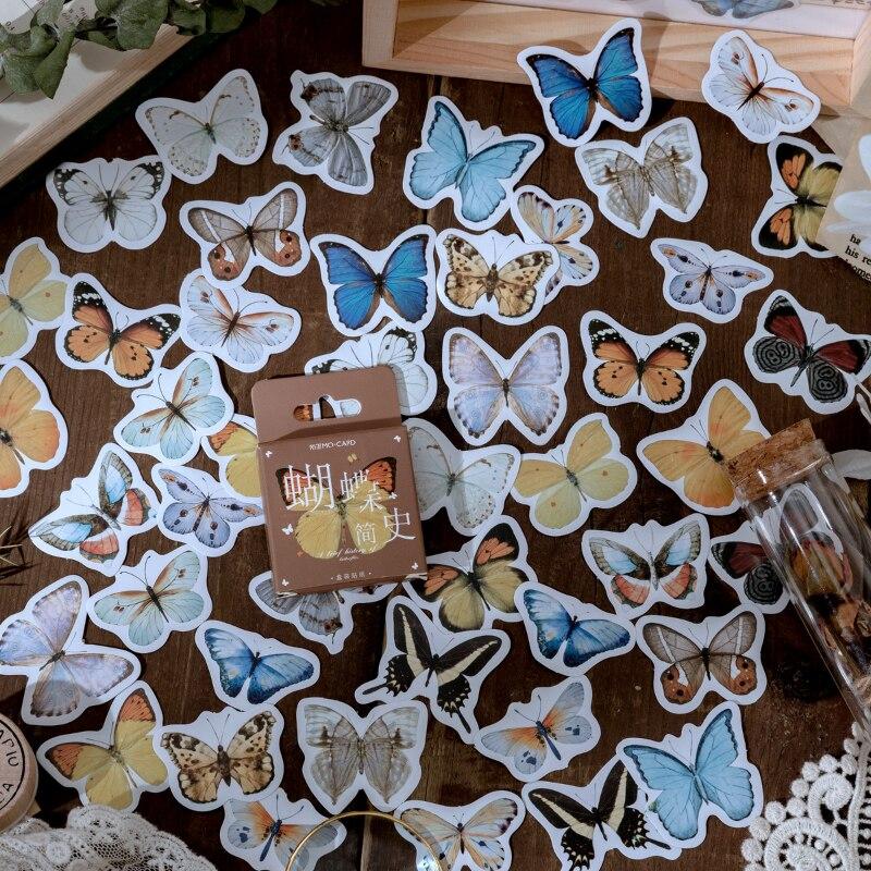 46-unids-caja-hermosas-mariposas-pegatinas-diario-de-recortes-bricolaje-decoracion-de-pegatinas