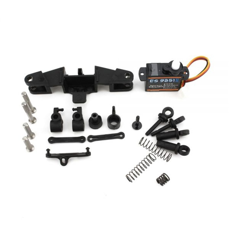 Gift Emax Interceptor FPV RC Car Spare Part B - Steering + Suspension Kit