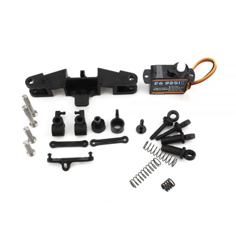 Gift Emax Interceptor FPV RC Car Spare Part B - Steering + Suspension Kit