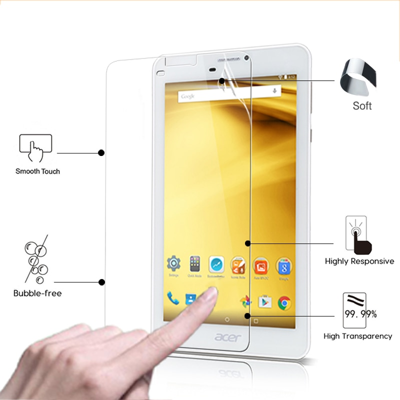Película protectora de pantalla para Acer Iconia Talk7 B1-723, Protector de pantalla...