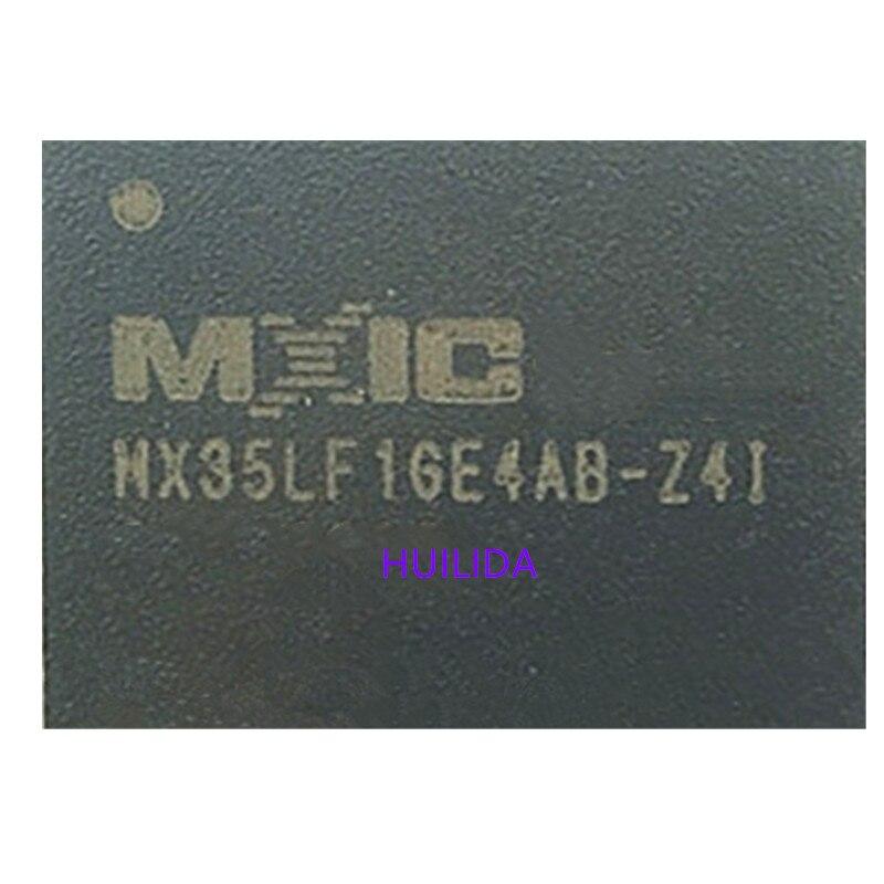 MX35LF1GE4AB-Z4I WSON8 100% Novo origina