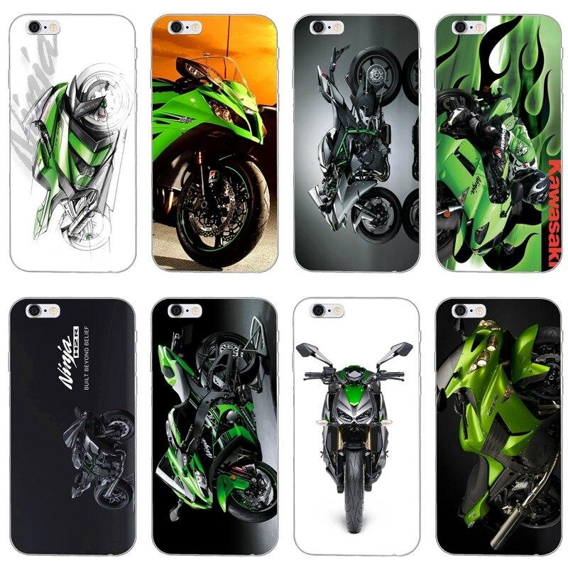 Kawasaki Ninja Zx R Sport Motorcycle soft phone case For Xiaomi Mi 9 9t CC9 CC9e 8 SE pro lite Redmi note 8 7 7A pro k20 2 3