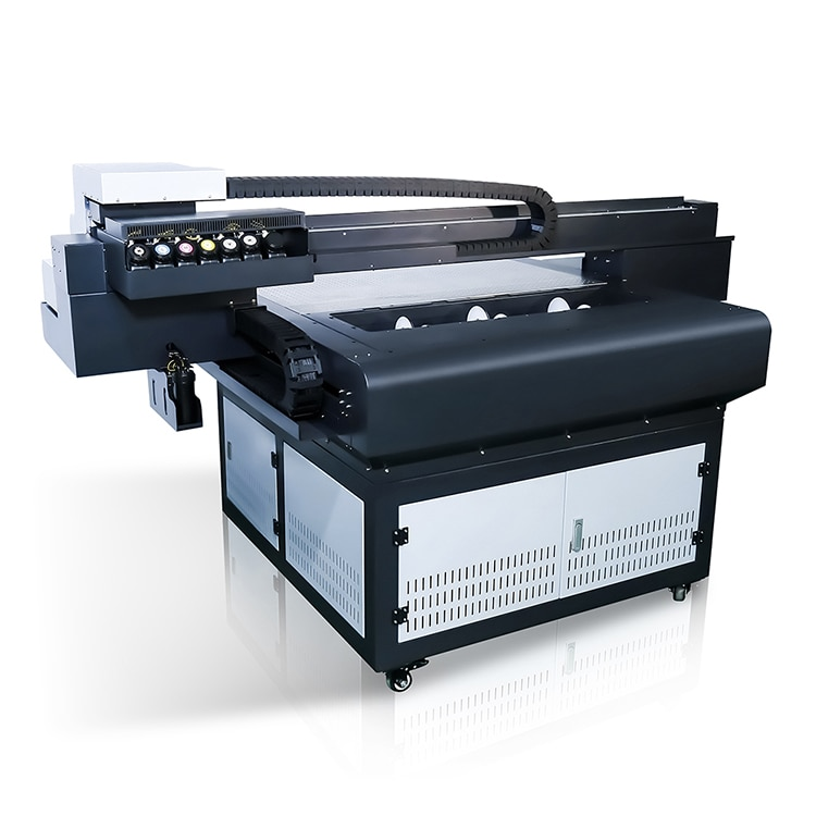 European market popular industrial inkjet printer a0 size large format uv flatbed printer
