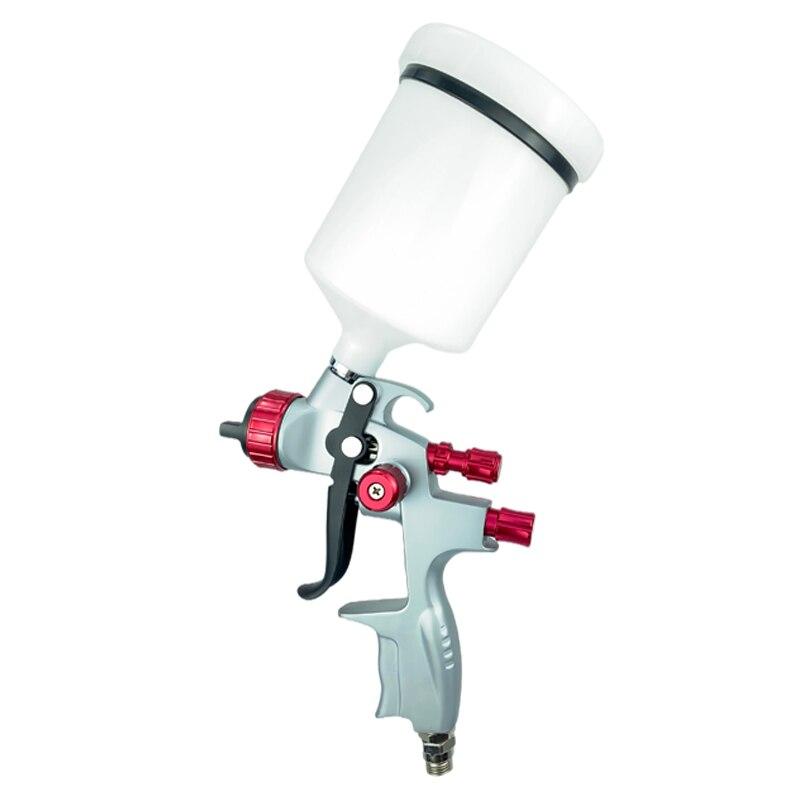 SGTI LVLP مزورة بندقية الجسم الهوائية مسدس بندقية رذاذ 1.3 فوهة المياه القائمة البخاخة ايروغراف لسيارة اللوحة السيارات لتقوم بها بنفسك