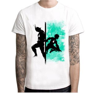 my hero academia funny cartoon t shirt men white Casual comfortable size t-shirt homme TEE Tshirt Guys Punk Designer Streetwear
