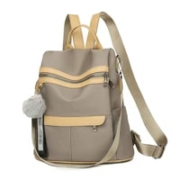 anti theft oxford cloth backpack fashion 2021 bags for women mochila laptop bag causal travel bag campus school bags rucksack