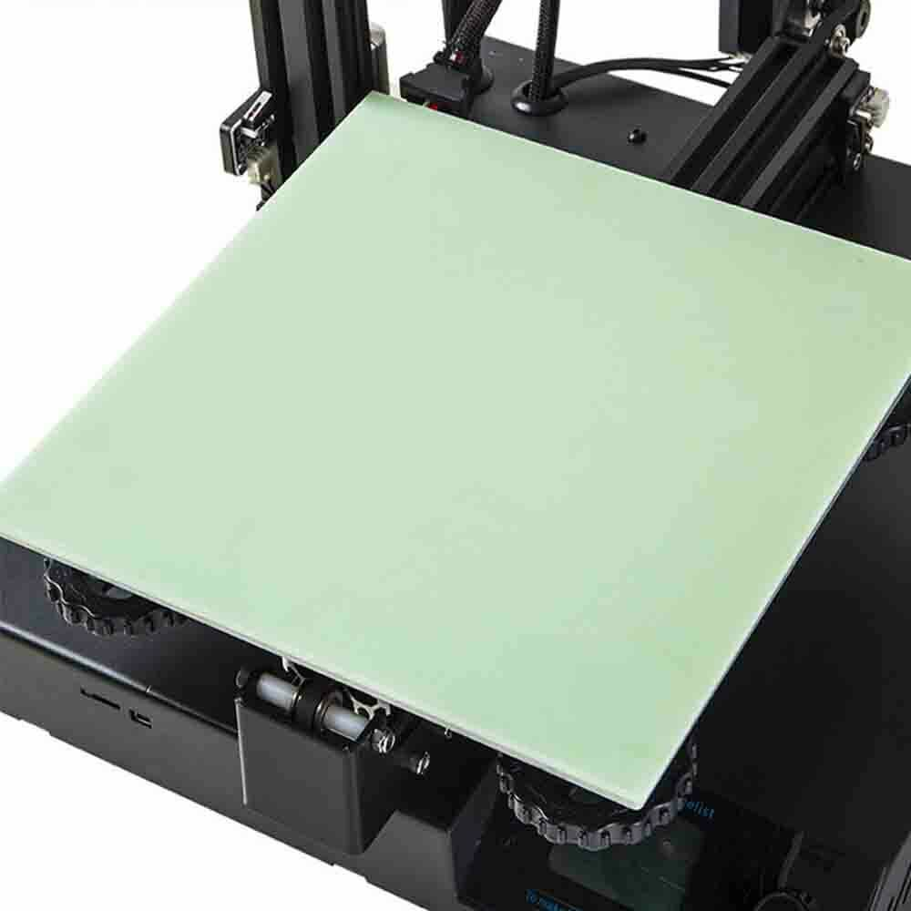 Tronxy 3D Printer Parts Fiberglass Board 3d Removable Platform Fiber-Glass Plate Accessory for impressora drucker