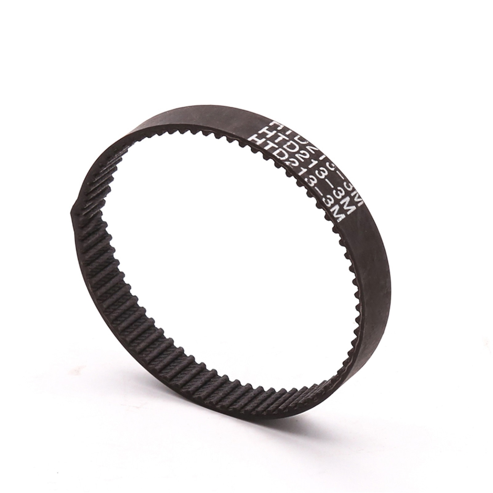 htd 3m timing belt width rubbe toothed belt closed loop synchronous belt pitch 5mm 5M Closed Loop Synchronous Belt, Timing Belt, Width 15mm, Pitch 5mm ,Arc Tooth Length
