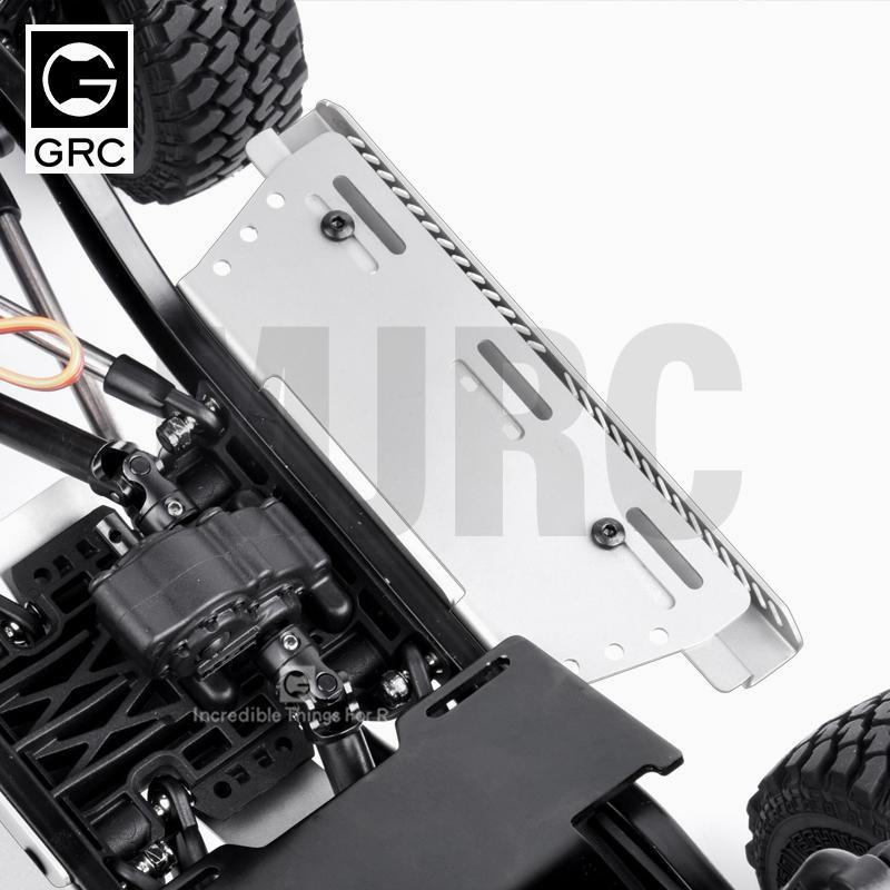 1pair Metal Side Pedal For RC Crawler Car CFX MST