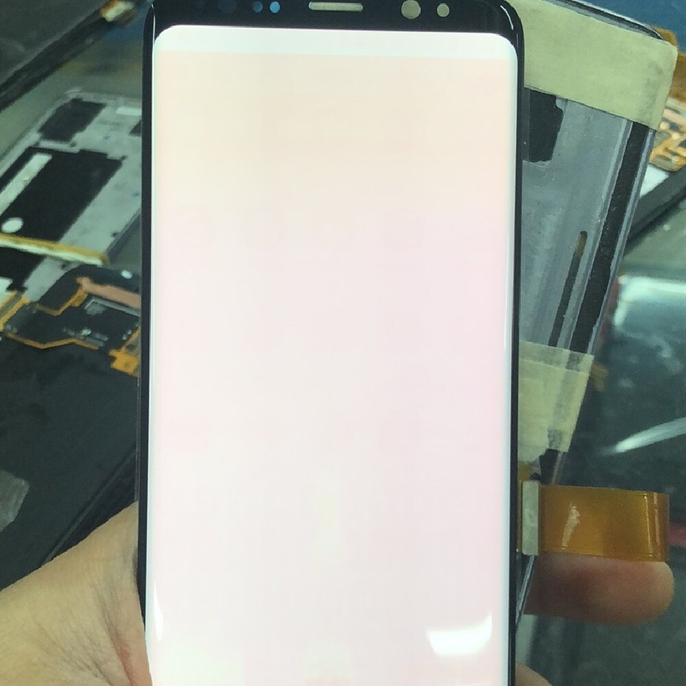 Super AMOLED LCD Display For Samsung Galaxy S9 G960 S9+ S9 Plus G965 LCD Display Touch Screen Digitizer Assembly enlarge