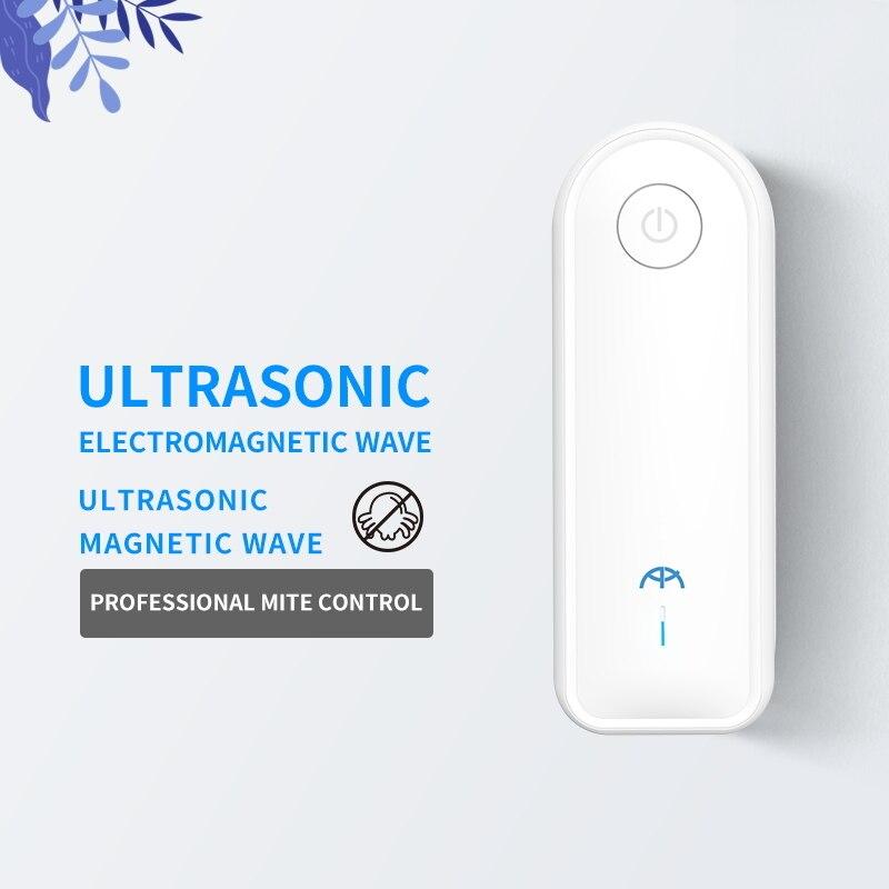 Ультразвуковое устройство для удаления клещей, тихий прибор для удаления вредителей от клещей, стерилизация, защита от клещей, беспроводно...