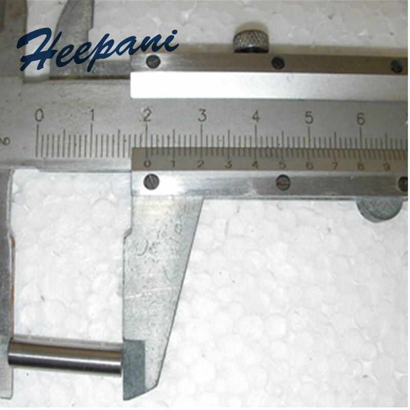 Envío Gratis 5 uds y 10 Uds gránulos de tungsteno 99.95% pureza 20mm x 5mm tungsteno W columna/personalizar cilindro 7,6g/Uds para la investigación