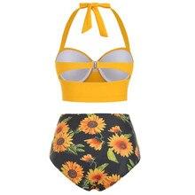 2020 Bikini Women Corrugated Pleated Tube Up One Pieces Bikini Swimwear Set Beachwear купальники женские 2020