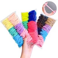 hair bands rubber ropes ties gum for women girls braiding tools elastic ring rubber bands headwear styling hair accessories