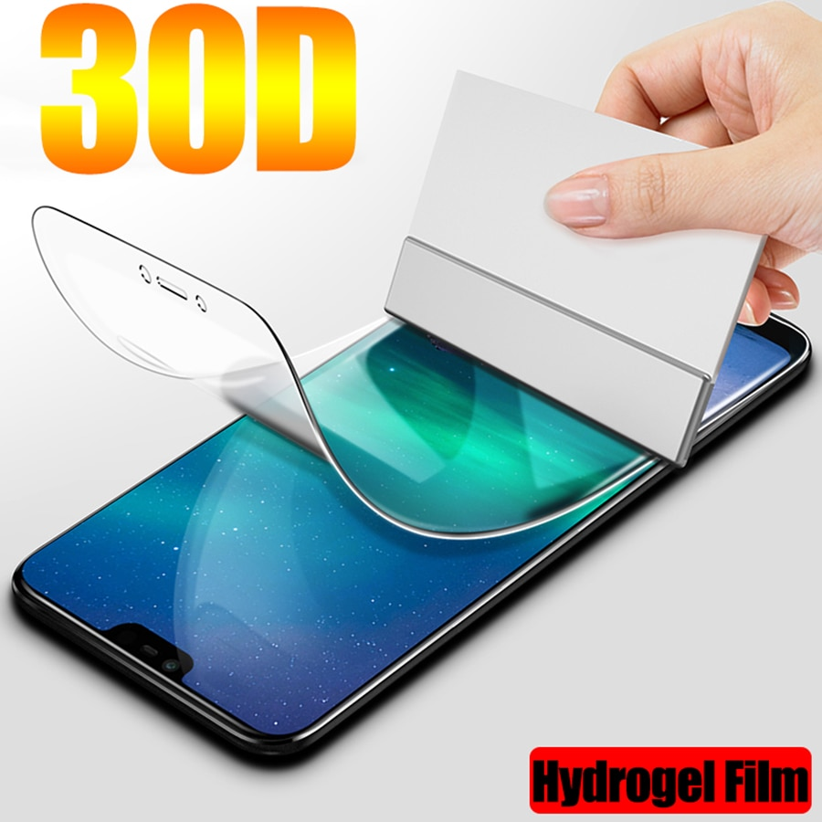 Hydrogel Film For MEIZU 16X 16XS Screen Protector Explosion-proof Case Cover FOR MEIZU 16S Pro 16T N