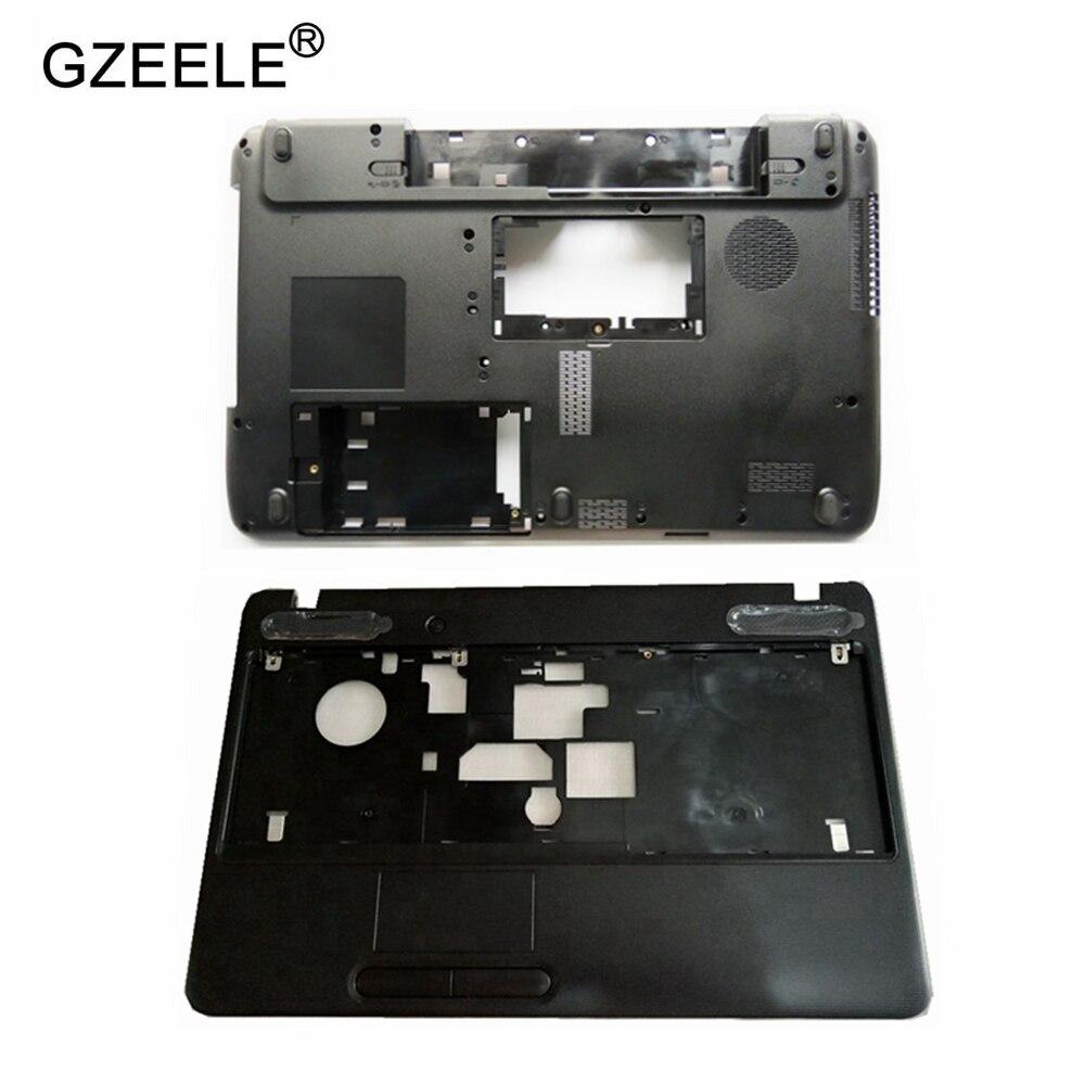 "Funda Base de ordenador portátil para Toshiba Satellite C650 C655 C655D sin HDMI 15,6 ""B0452105I100/cubierta de palmresto"