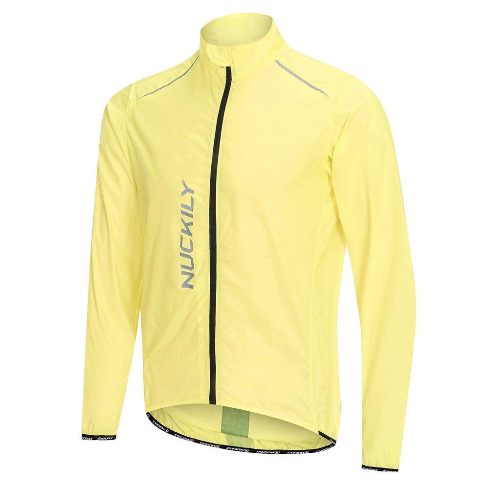 Veste de cyclisme Jersey gilet vent manteau coupe-vent veste tenue de ville hommes femmes maillot réfléchissant équitation imperméable manteau