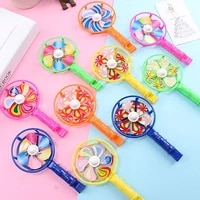 kids windmill whistle toy children coloful windmill whistle musical developmental toy party props children gift