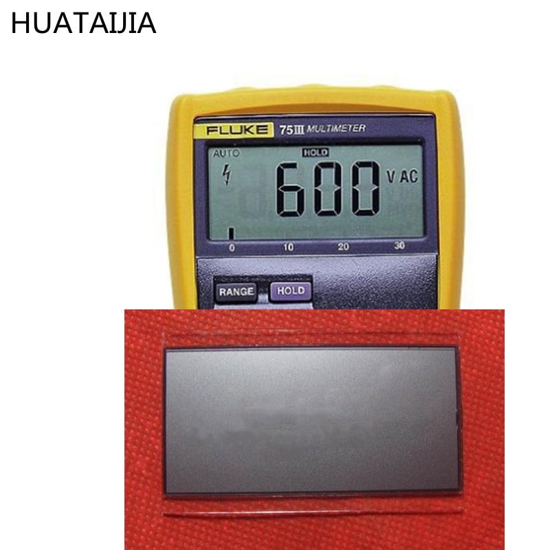 ل FLUKE 75-3 شاشة الكريستال السائل شاشة عرض فلوك 75III