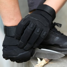 ANTARCTICA Hunting Tactical Gloves Hiking Military Fingerless Touchscreen Shooting Archery Motorcycl