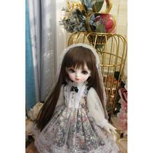 [Wamami] فستان لوليتا لعام 1/6 1/4 MSD YOSD BJD ملابس دمية Dollfie