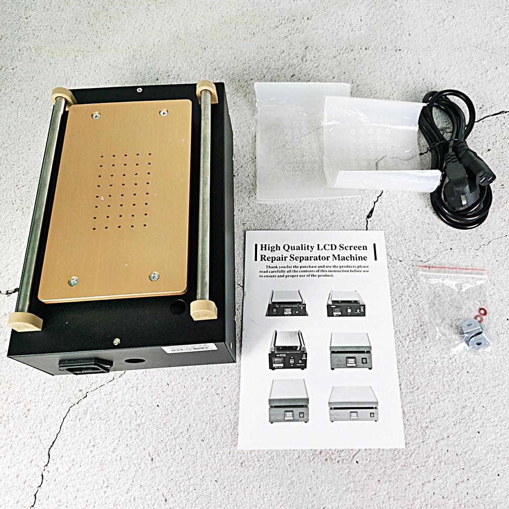 Detachable Screen Phone UYUE 948Q Built-in Pump Vacuum Glass LCD Screen Separator Disassemble Cellphone Repair Tool Max 8 Inch enlarge
